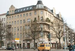 Alt-Moabit / Werftstraße