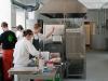 ... während die Köche im Kunst und Kochen von Bernhard Thome