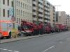 Feuerwehr in der Stromstraße...