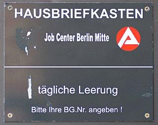 BG.-Nummer
