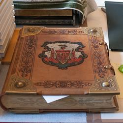 Goldenes Buch der Stadt Spandau