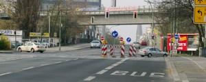 Widersprüchliche/irritierende Regelung in der Fahrspurweisung