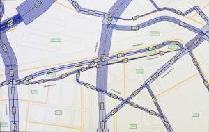 Verkehrsprognose mit Verlängerung der Ellen_Epstein-Straße
