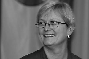 Die neue Stadträtin Petra Schrader