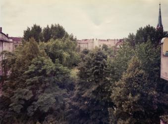 Der Essener Park im Sommer, ca. 1977/1978
