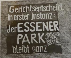 Hing von Juni bis Nov. 1978 an der Hauswand Stromstraße Ecke Alt-Moabit